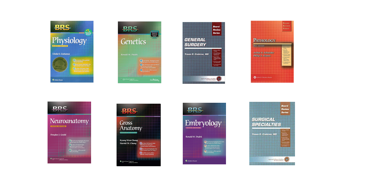 Complete BRS Books - Free PDF Download - Med Syndicate