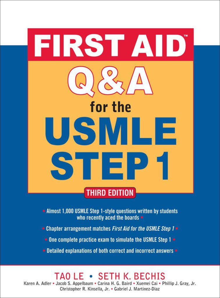 First Aid Q&A for the USMLE Step 1 3rd Edition - Free PDF